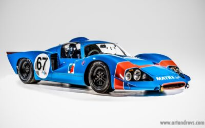 Matra MS 630 – Bleue de France !