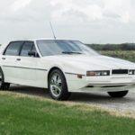 Aston Martin Lagonda de 1983 en V8 LT1 - Apportez le défibrillateur !