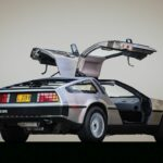 DeLorean DMC 12 en V6 Turbo - Back to the pschiiiit !