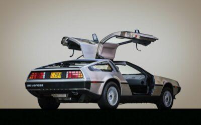 DeLorean DMC 12 en V6 Turbo – Back to the pschiiiit !