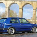 La Golf II swap III GTI 16s de Florian - Et pourtant j'aime pas les Golf !