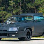 #Car Mytho : L'interceptor de Mad Max... Du cuir et du petrol !