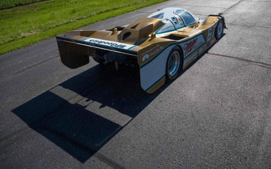 Porsche 962 108C – La bête dorée de Palm Beach