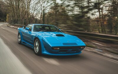 Maserati Khamsin – Edition Brunei !