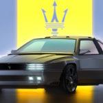 Maserati Shamal : Project Rekall...