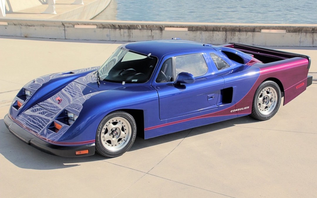 Mosler : De la Consulier GTP à la MT900 – Born in the USA !