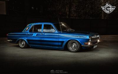 '83 Gaz Volga – Lowrider sauce Adjika