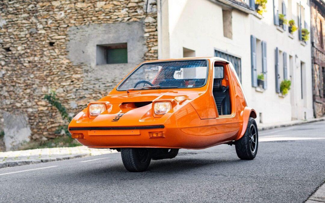 Bond Bug 750ES Swap YZF R1 – La Super Bug !