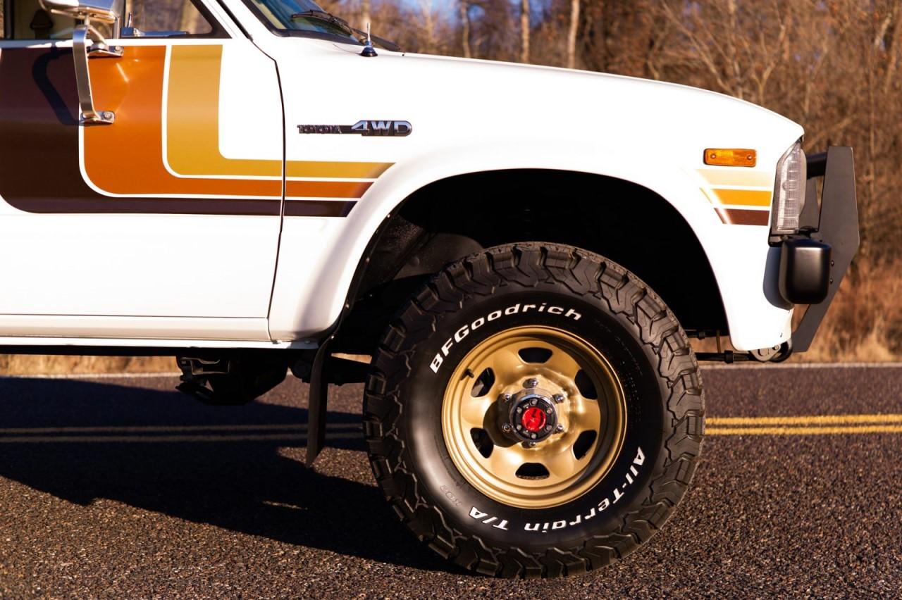 Toyota Hilux '81 - Assez fiable pour la fin du monde 1