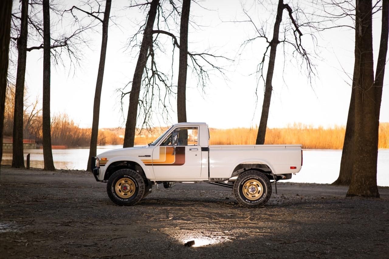 Toyota Hilux '81 - Assez fiable pour la fin du monde 3