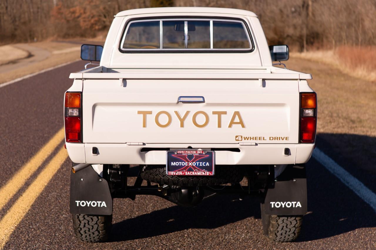 Toyota Hilux '81 - Assez fiable pour la fin du monde 9