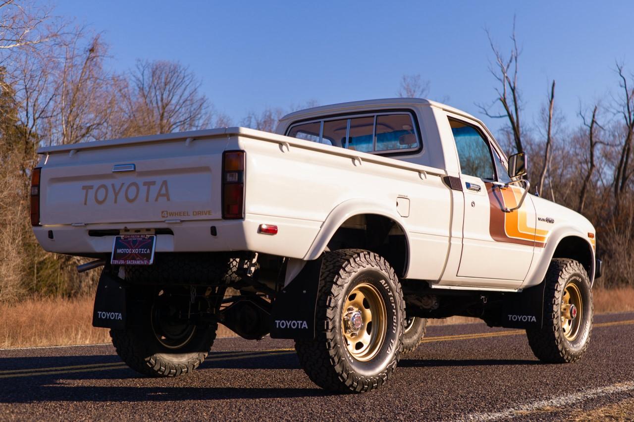 Toyota Hilux '81 - Assez fiable pour la fin du monde 5