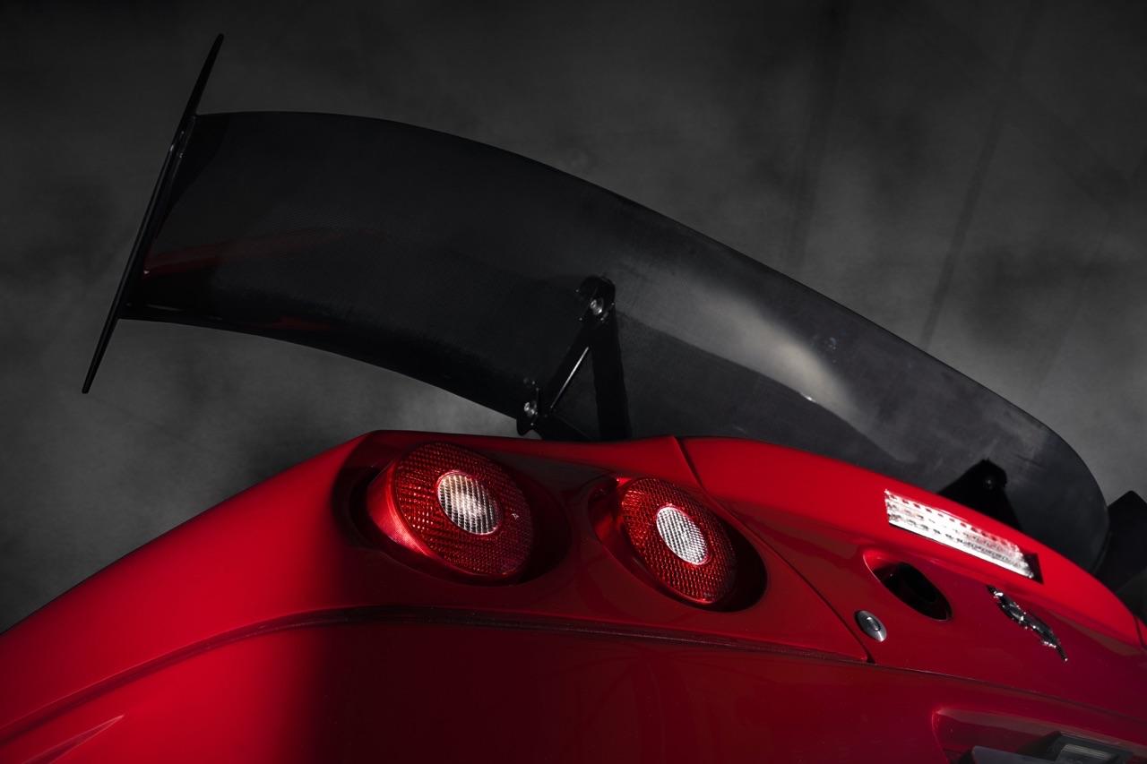 Ferrari 575 GTC Stradale... Oui, ça veut dire street legal ! 2