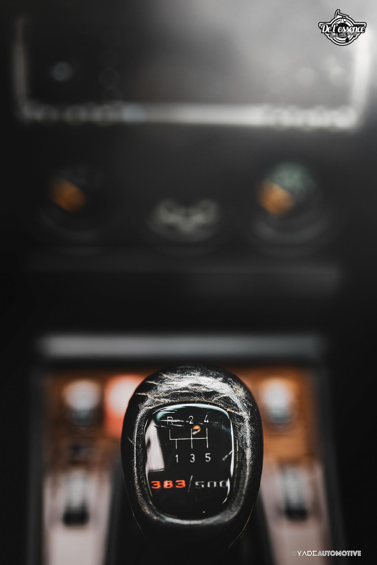 Mercedes 190 Evo 2 - L'étoile noire ! 14