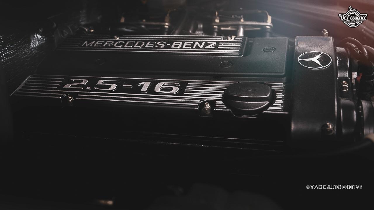 Mercedes 190 Evo 2 - L'étoile noire ! 9