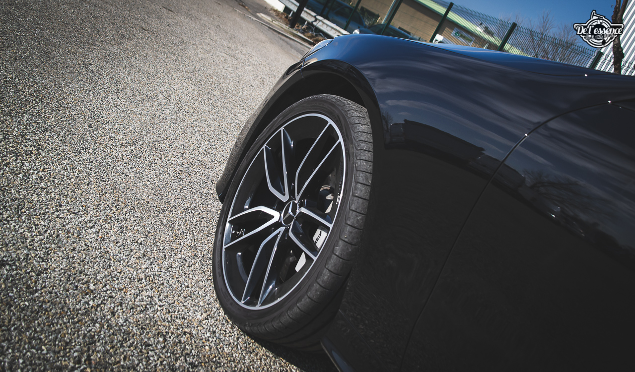 Mercedes Coupé E 53 AMG... Les perfs sans le sport ! 3