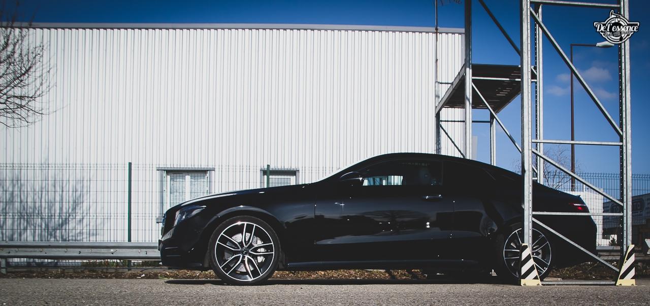 Mercedes Coupé E 53 AMG... Les perfs sans le sport ! 6