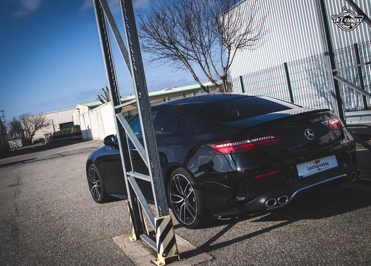 Mercedes Coupé E 53 AMG... Les perfs sans le sport ! 11