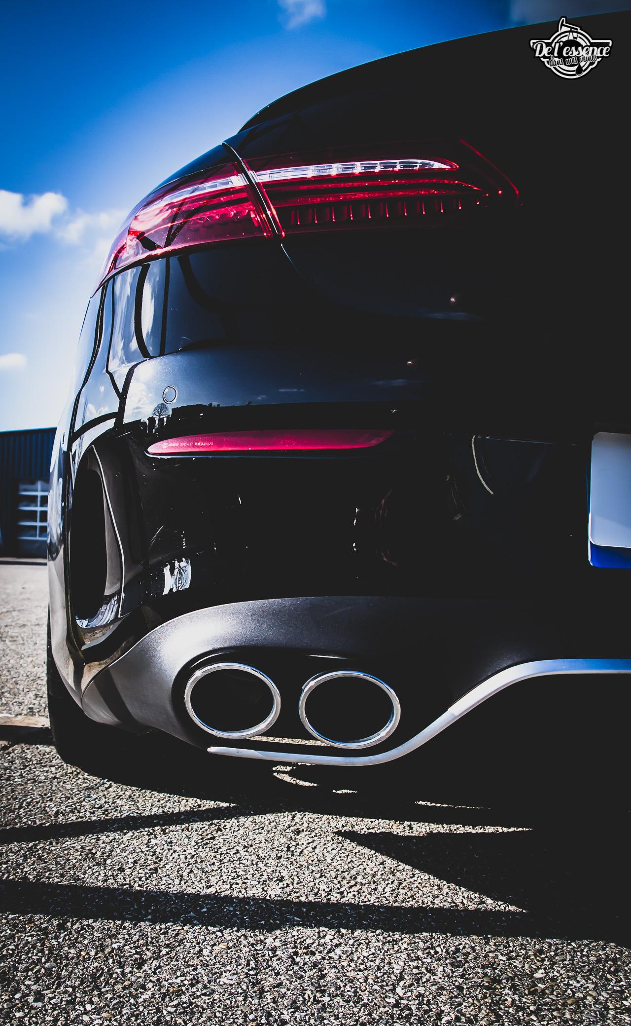 Mercedes Coupé E 53 AMG... Les perfs sans le sport ! 12