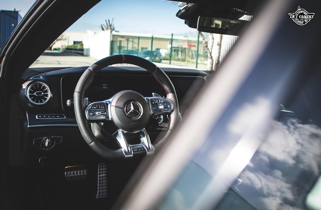 Mercedes Coupé E 53 AMG... Les perfs sans le sport ! 15