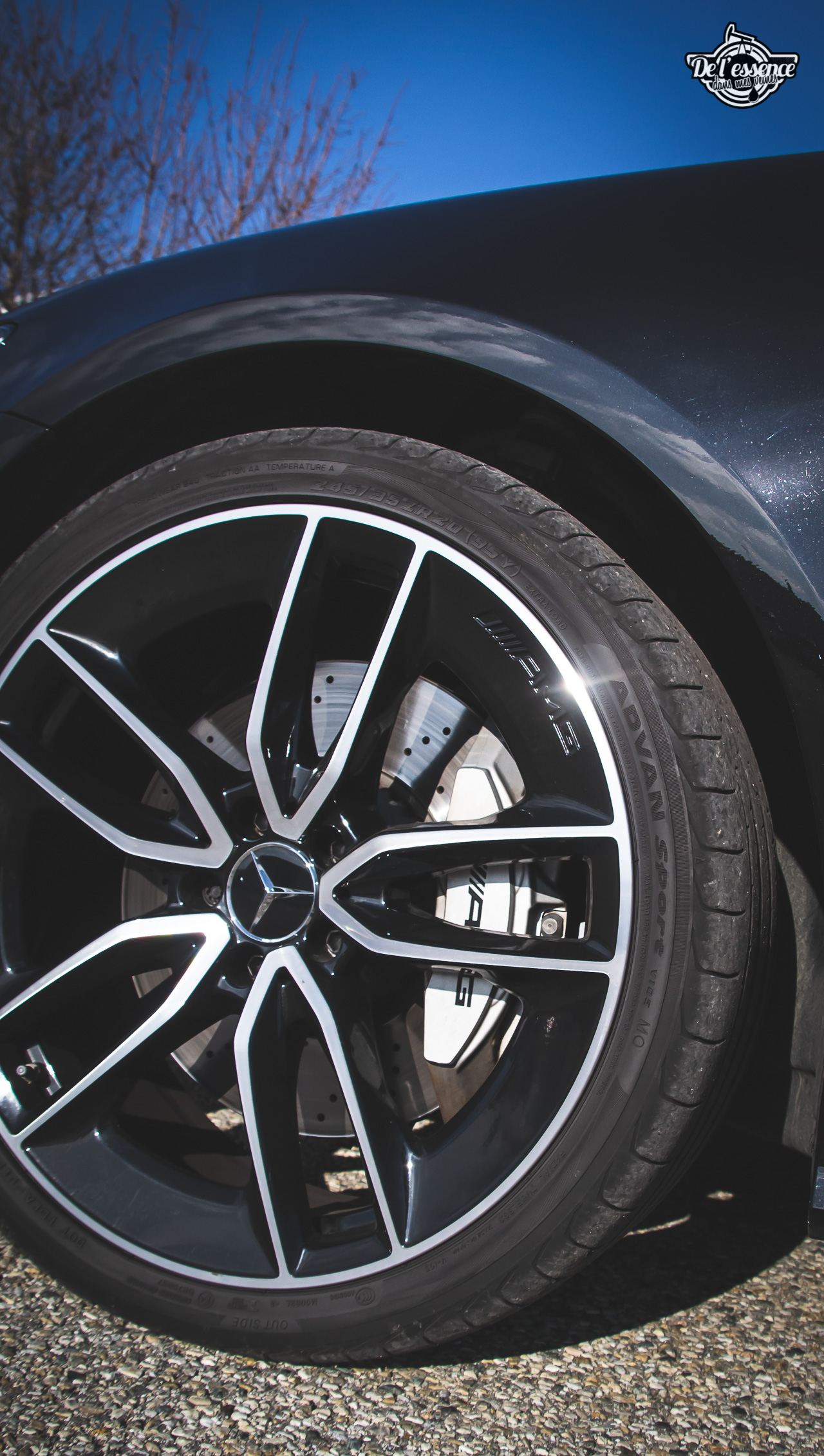 Mercedes Coupé E 53 AMG... Les perfs sans le sport ! 13