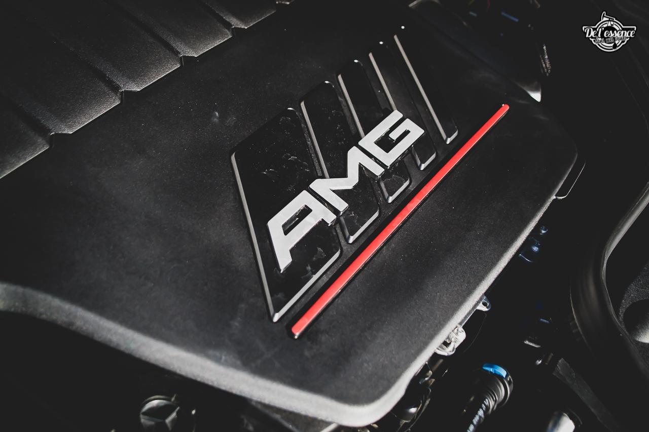 Mercedes Coupé E 53 AMG... Les perfs sans le sport ! 19