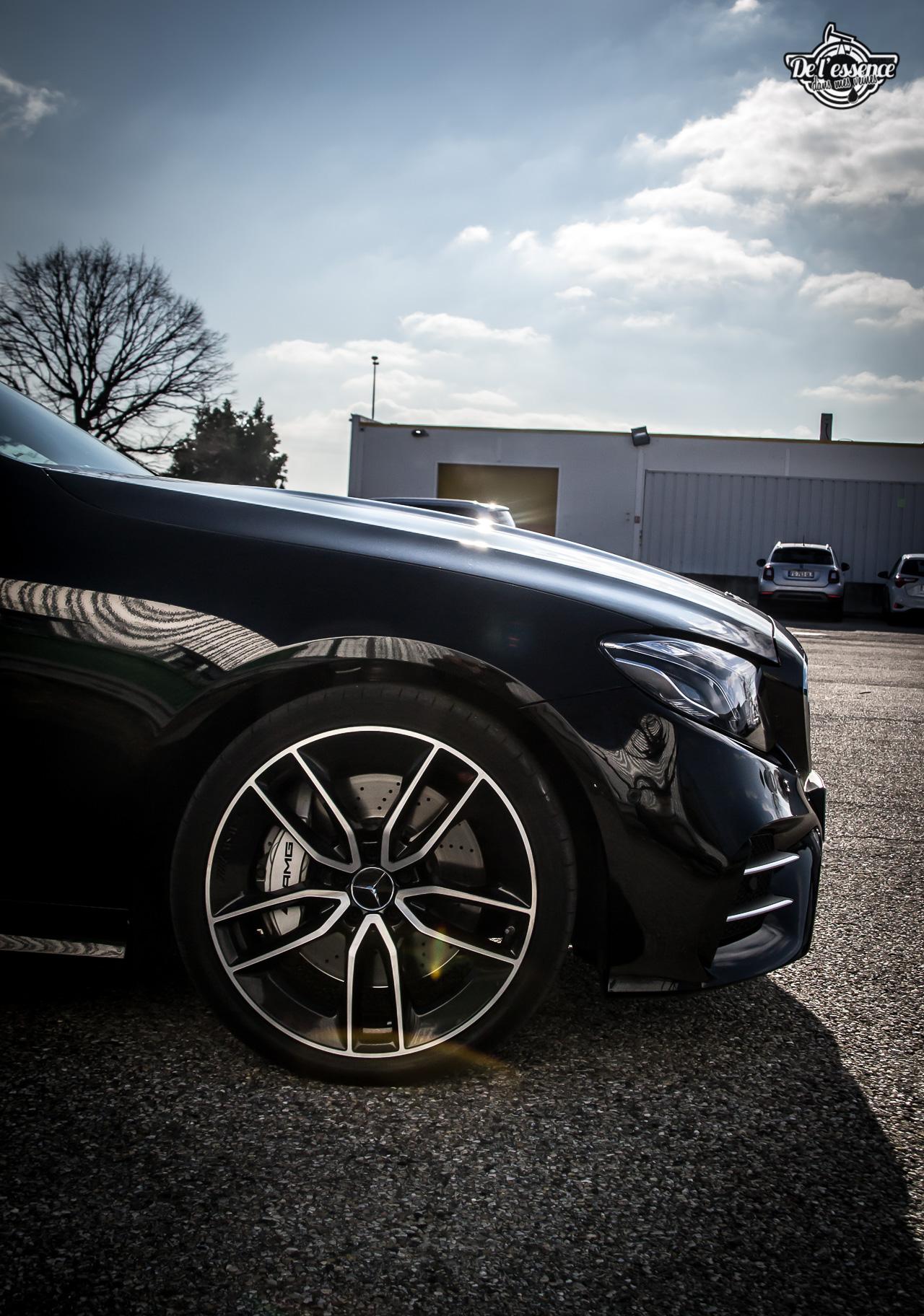 Mercedes Coupé E 53 AMG... Les perfs sans le sport ! 16