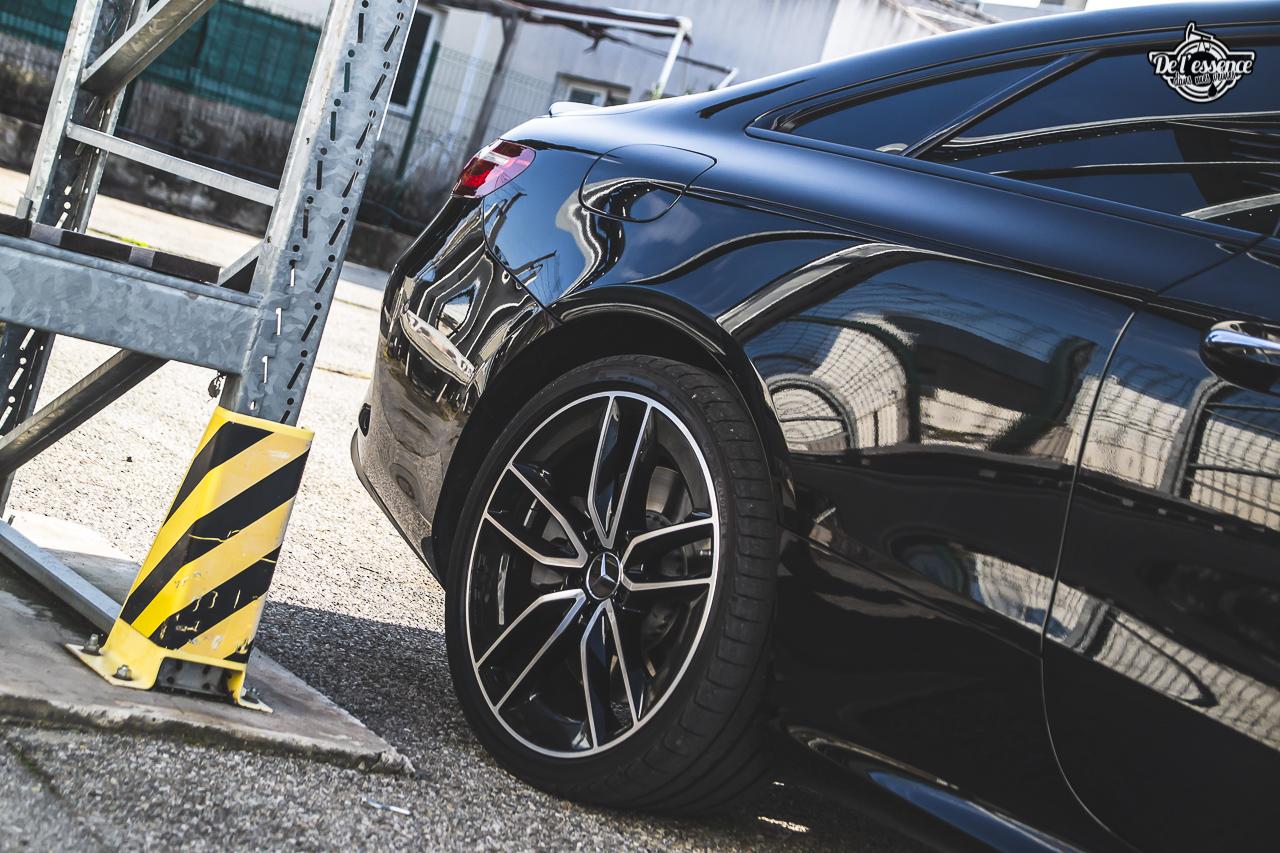Mercedes Coupé E 53 AMG... Les perfs sans le sport ! 14