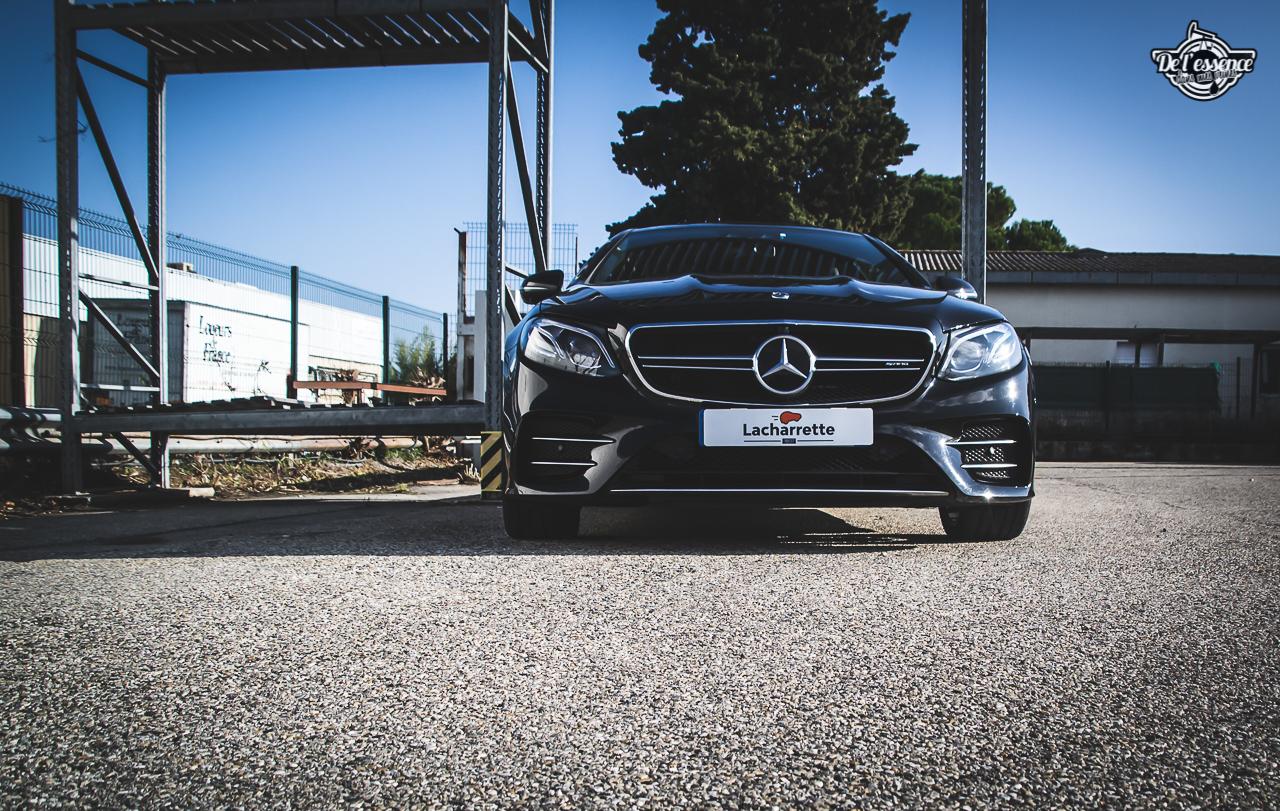 Mercedes Coupé E 53 AMG... Les perfs sans le sport ! 17