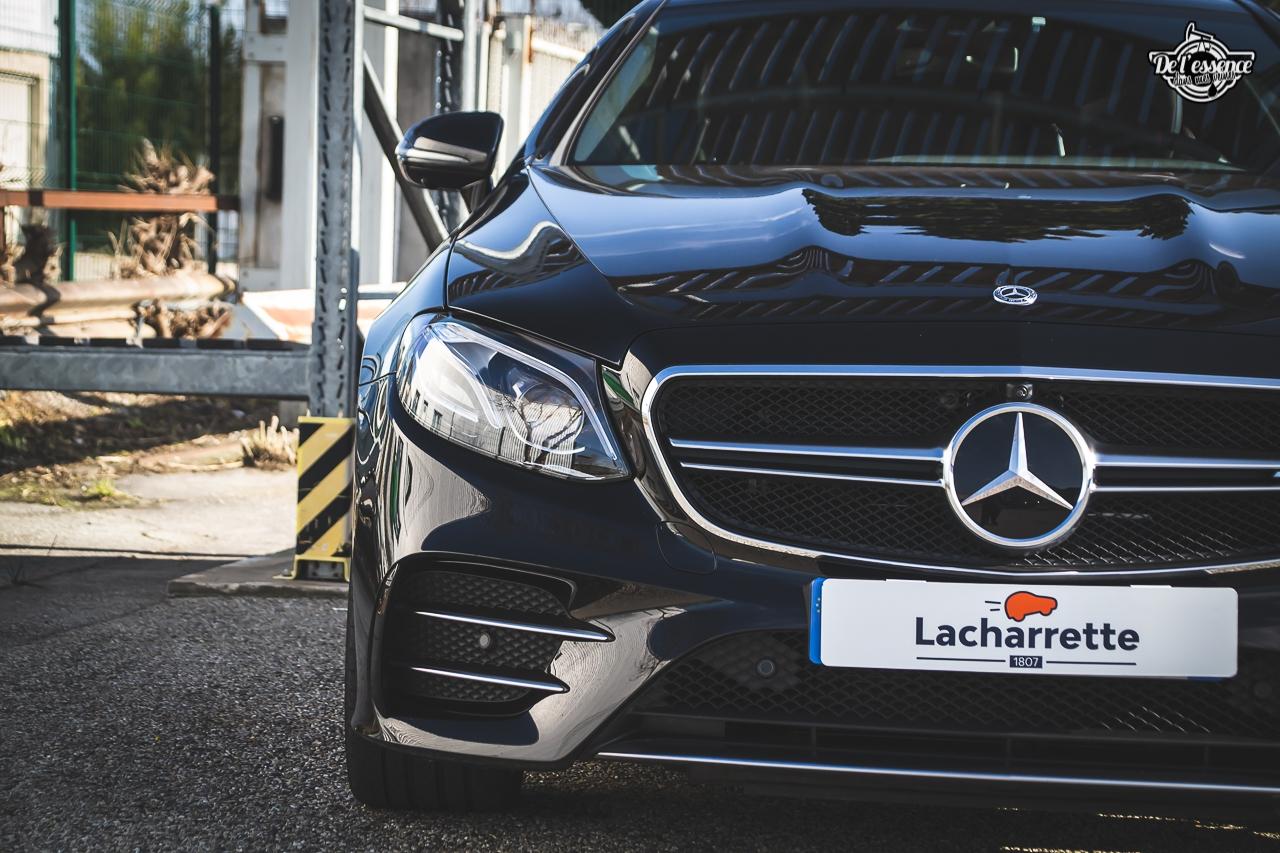 Mercedes Coupé E 53 AMG... Les perfs sans le sport ! 2