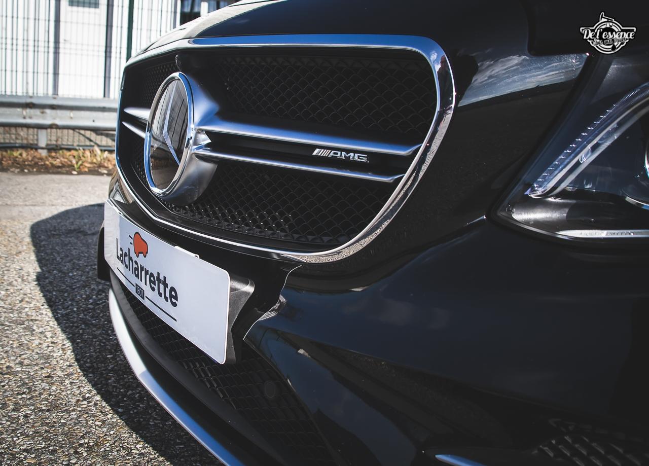Mercedes Coupé E 53 AMG... Les perfs sans le sport ! 9