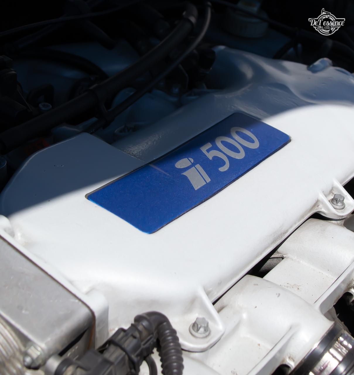 Opel Vectra V6 i500 replica... Papa pressé ! 4