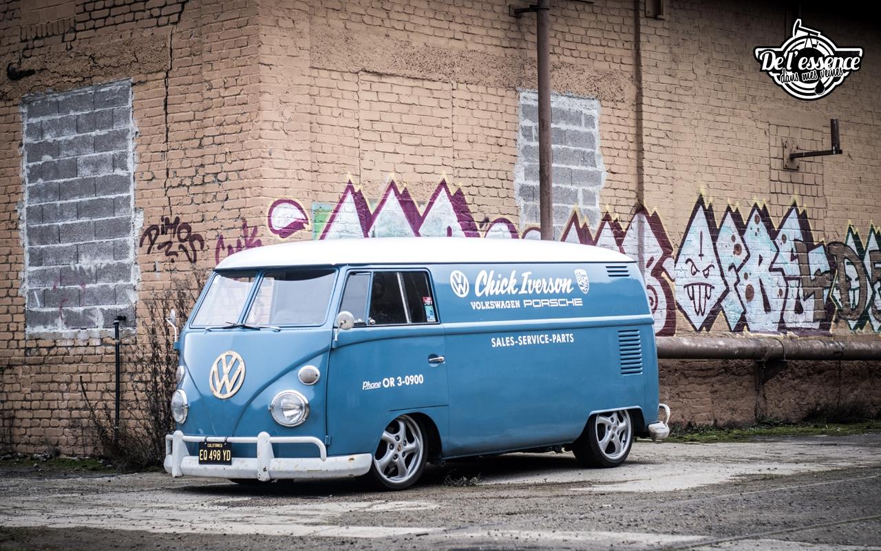 VW Combi 1963 - Combiner l'utile à l'agréable 3
