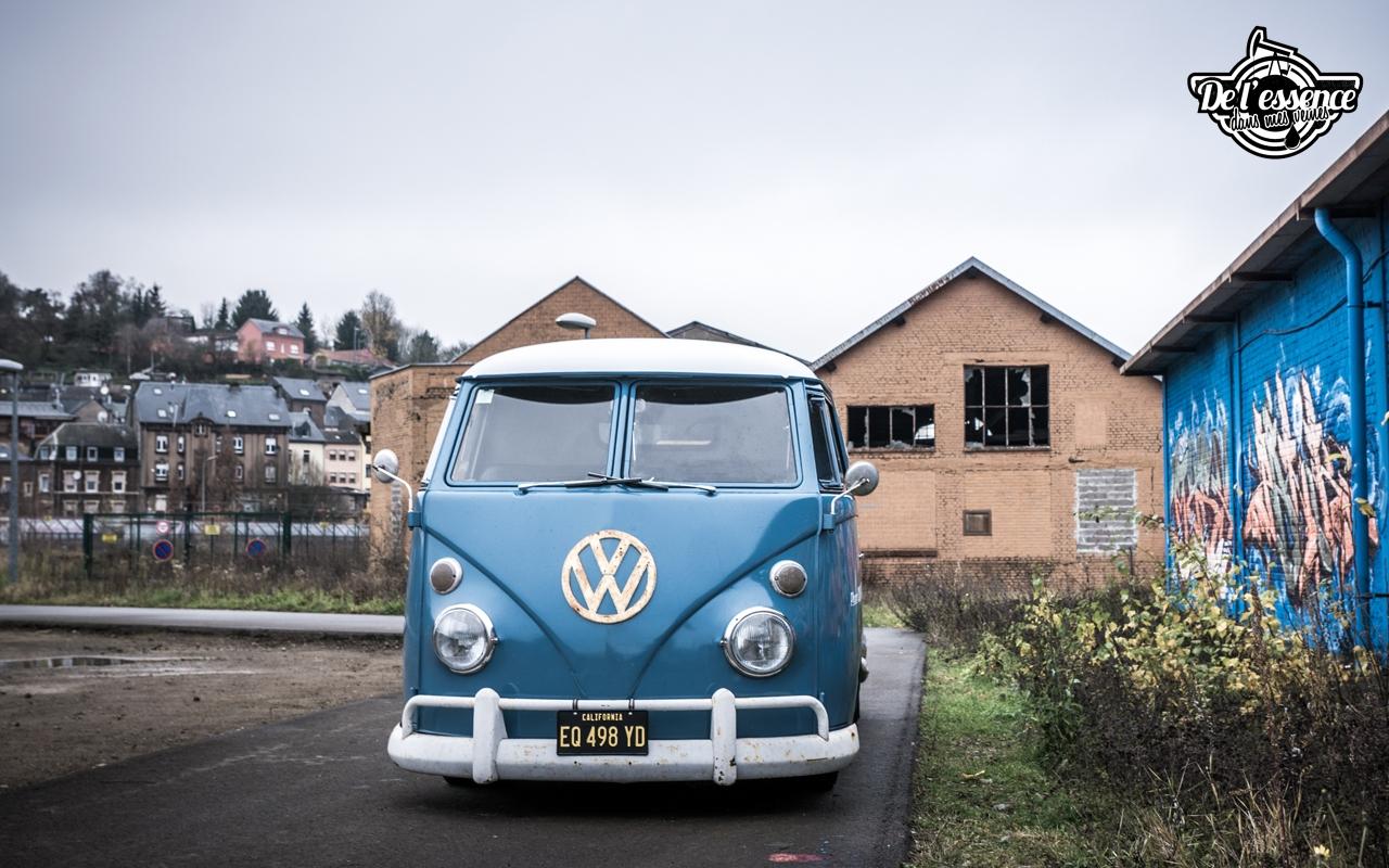 VW Combi 1963 - Combiner l'utile à l'agréable 9