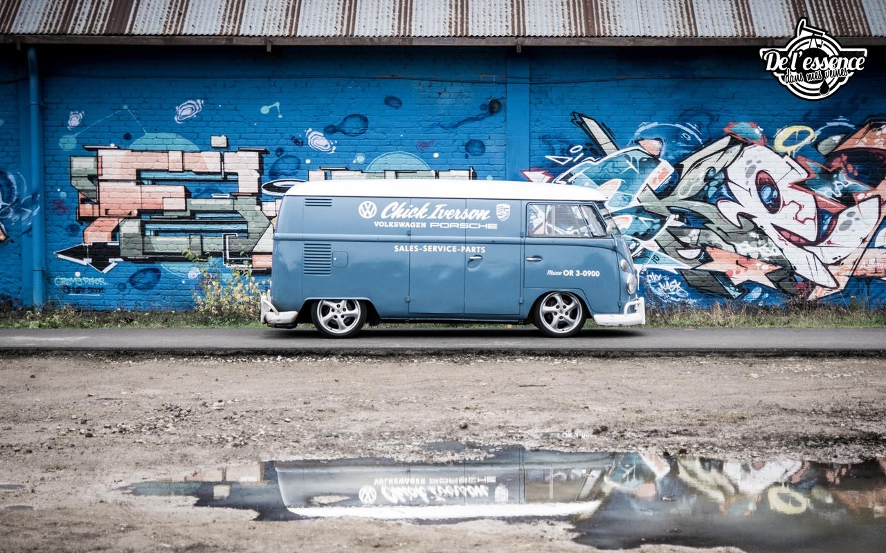 VW Combi 1963 - Combiner l'utile à l'agréable 5