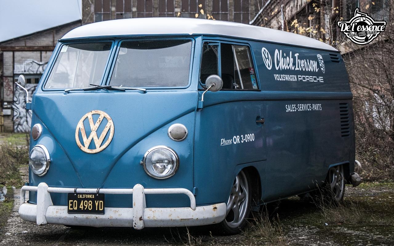 VW Combi 1963 - Combiner l'utile à l'agréable 7