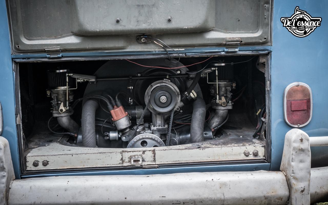 VW Combi 1963 - Combiner l'utile à l'agréable 6