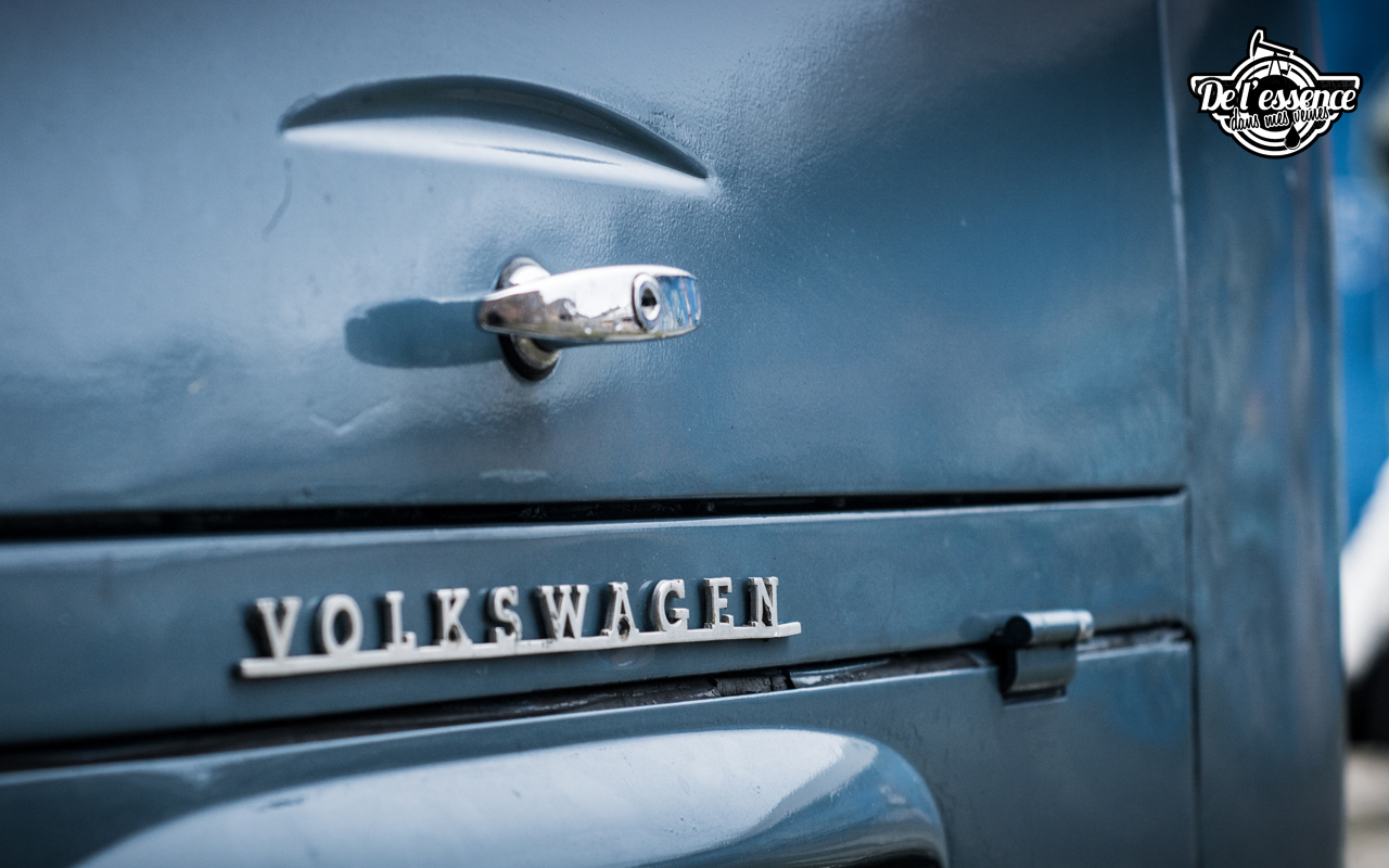 VW Combi 1963 - Combiner l'utile à l'agréable 4