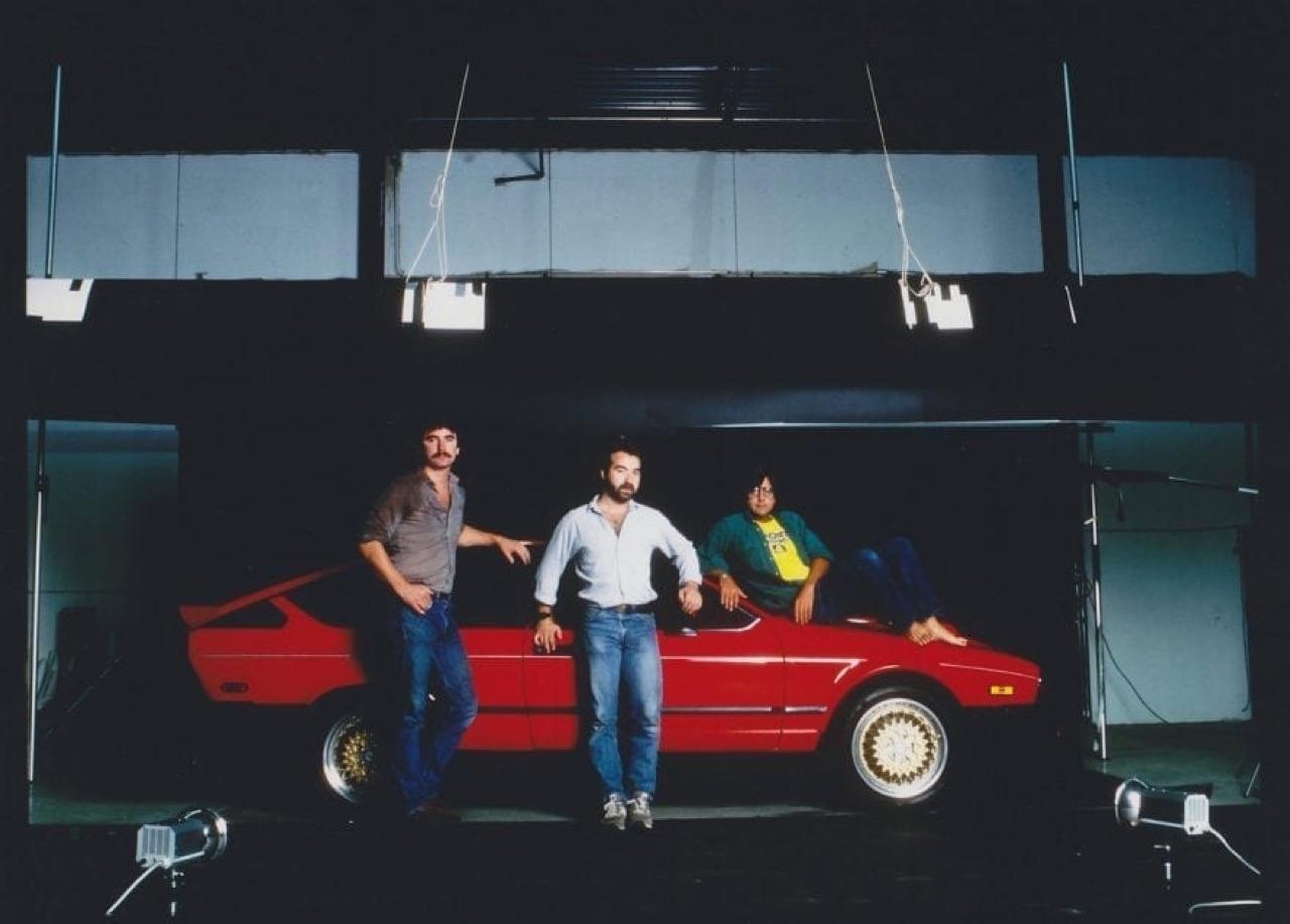 Alfa GTV6 Callaway... Busso Biturbo ! 8