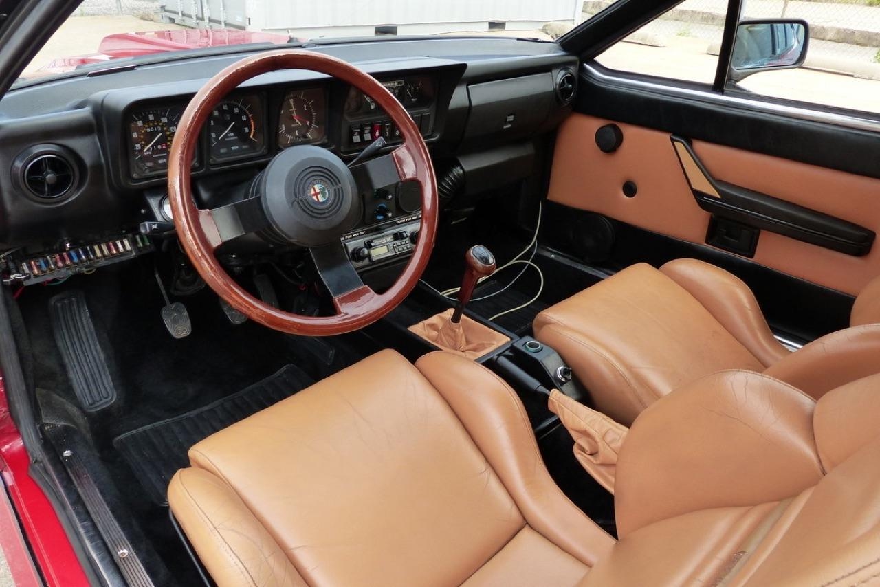 Alfa GTV6 Callaway... Busso Biturbo ! 9