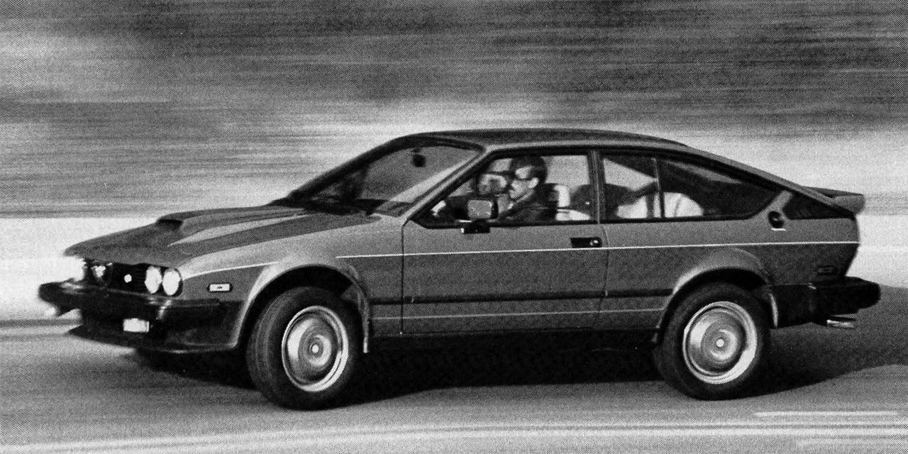 Alfa GTV6 Callaway... Busso Biturbo ! 11