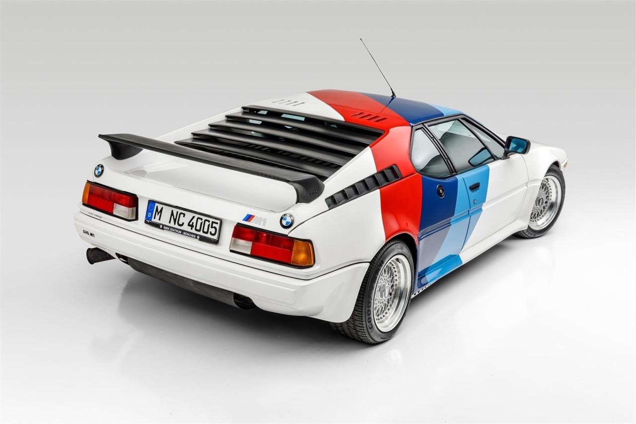 BMW M1 Procar Style - Paul Walker n'aimait pas que les jap... 9