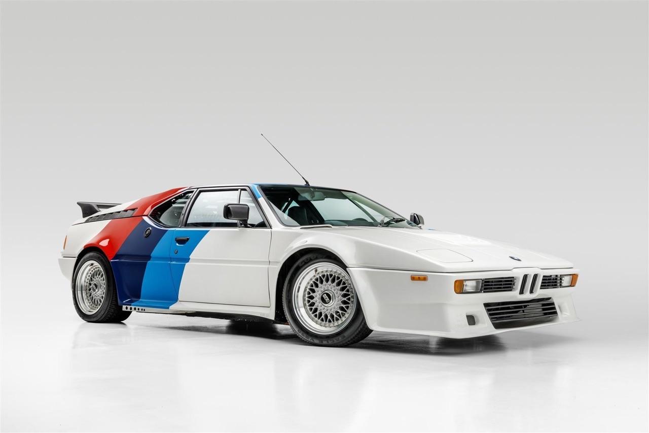 BMW M1 Procar Style - Paul Walker n'aimait pas que les jap... 2