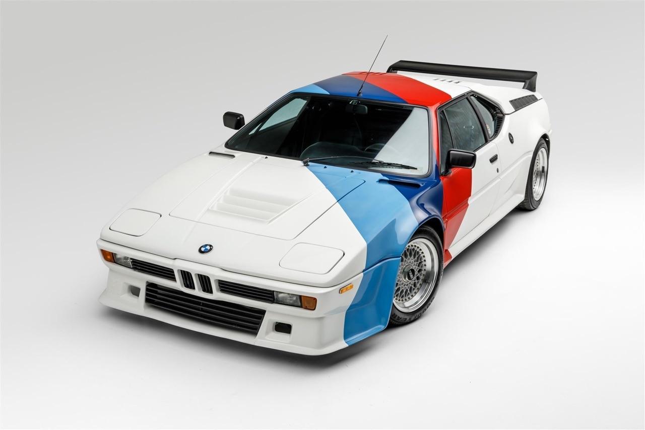 BMW M1 Procar Style - Paul Walker n'aimait pas que les jap... 1