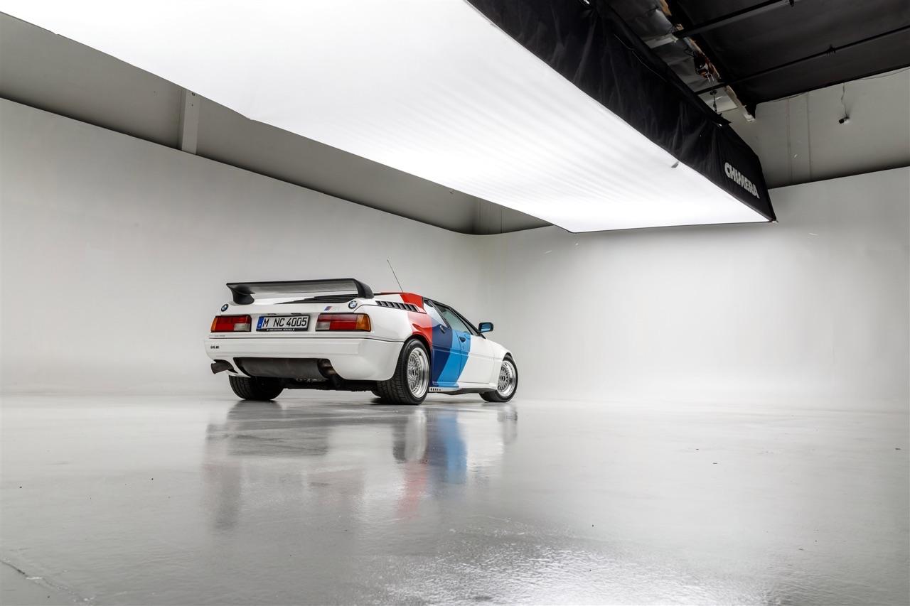 BMW M1 Procar Style - Paul Walker n'aimait pas que les jap... 4