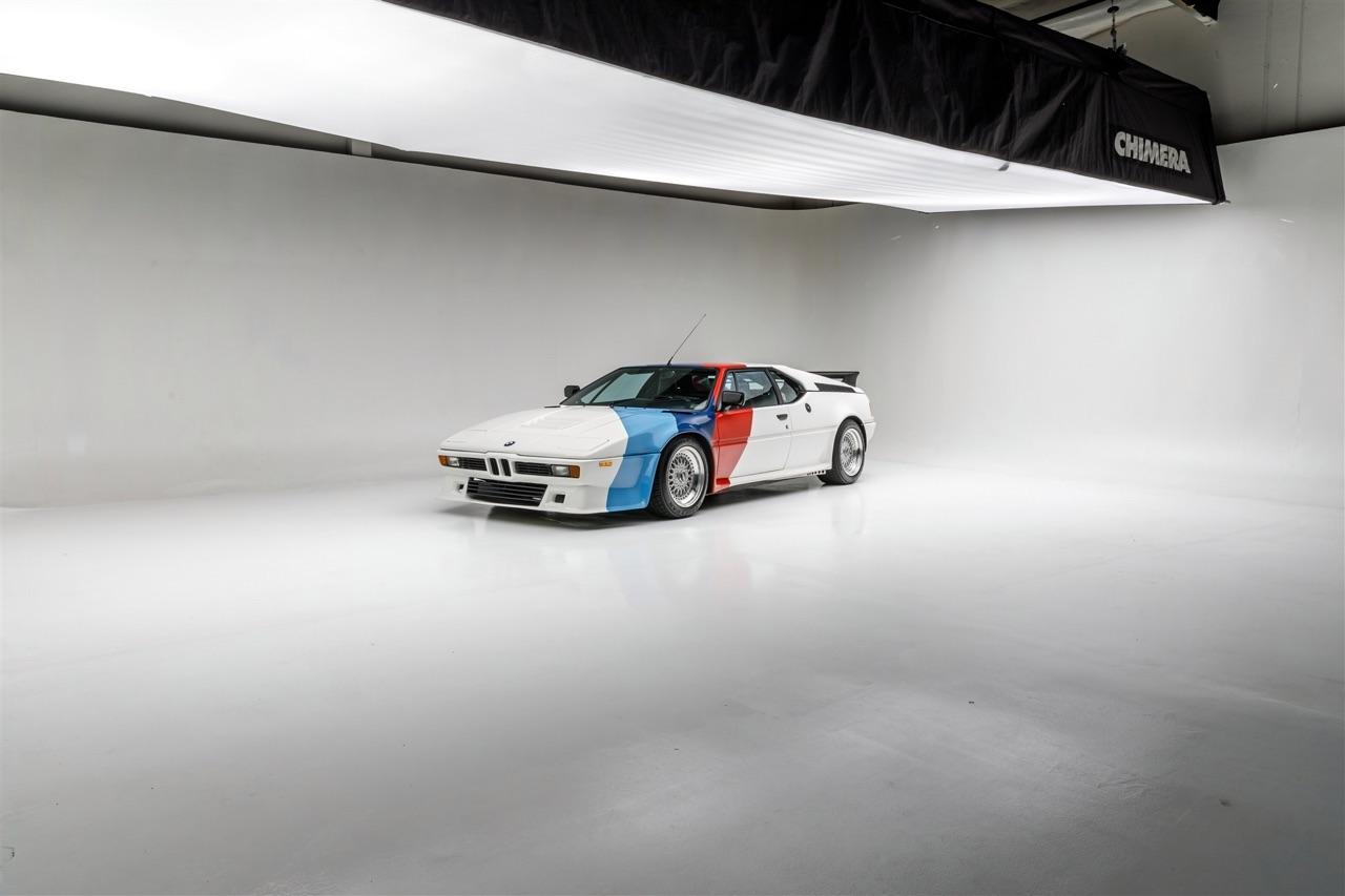 BMW M1 Procar Style - Paul Walker n'aimait pas que les jap... 3