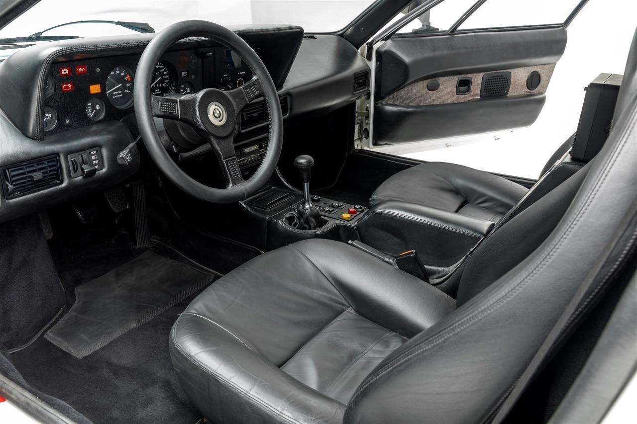 BMW M1 Procar Style - Paul Walker n'aimait pas que les jap... 6