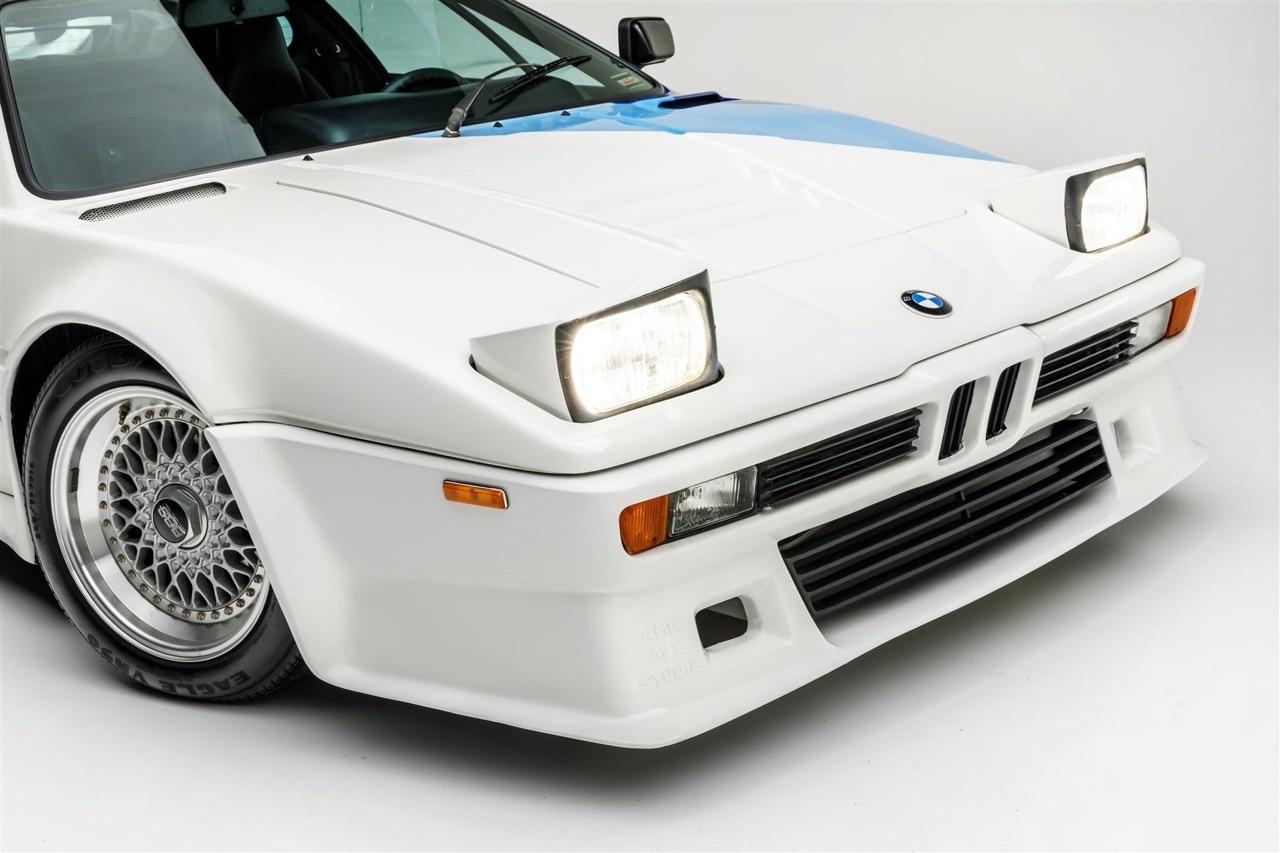 BMW M1 Procar Style - Paul Walker n'aimait pas que les jap... 8