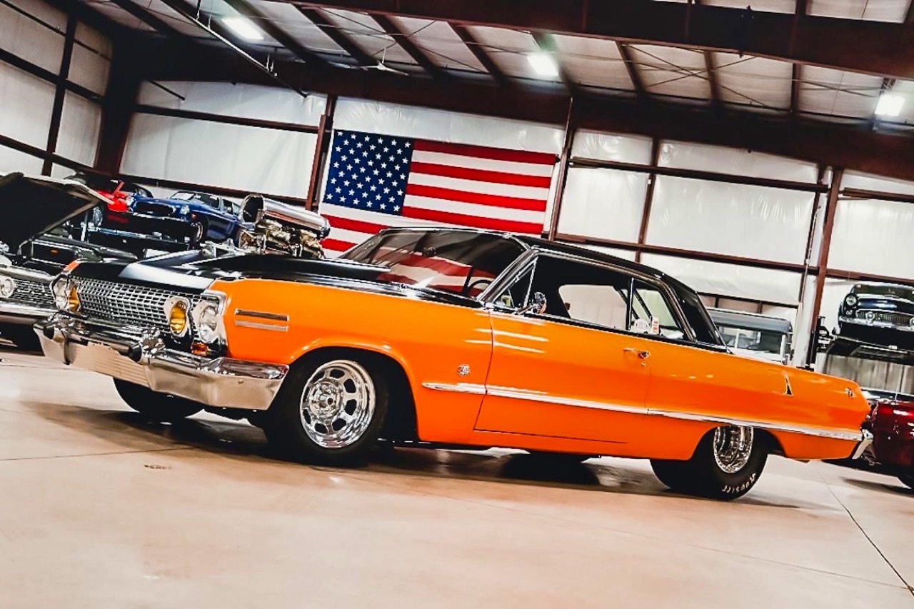 '63 Chevrolet Impala SS - Le monstre ! 8