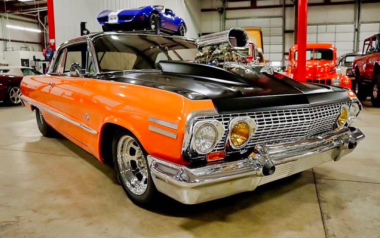 '63 Chevrolet Impala SS - Le monstre ! 7